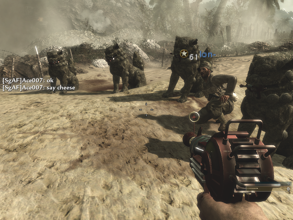 SS from CoD5 =D Ionwith4lions