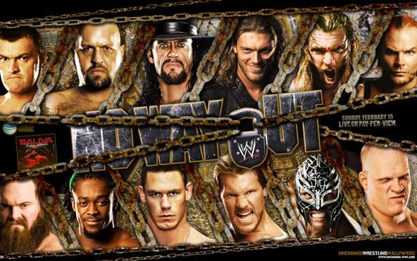 WWE No Way Out 2009 2009