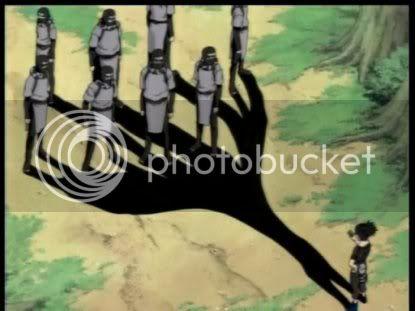Nara clan special jutsu Shikamarutech
