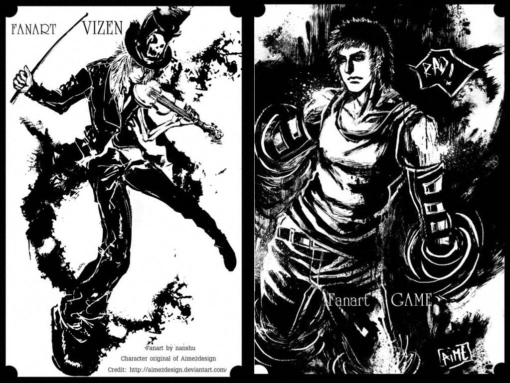 [Gallery]~NanShu~SinKid##>>Review VS Acar จบภาค 1<<(วาดหลายคน) - Page 2 FA_GAME_VIZEN_BY_AIME_NANS
