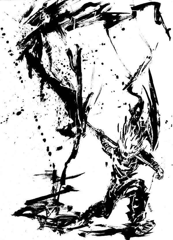 [Gallery]~NanShu~SinKid##>>Review VS Acar จบภาค 1<<(วาดหลายคน) Freaky_Brusher_GAME_By_nanshu_16_09