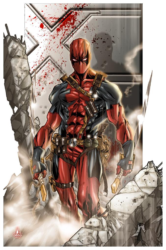 Deadpool (Wade Winston Wilson) Deadpool_Edit