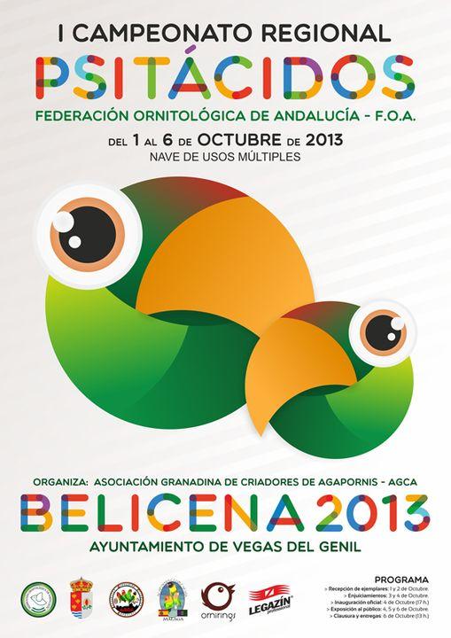 I Concurso Regional de Psitácidas ( FOA ) Belicena2013_Web_zpsb6e7a8e7