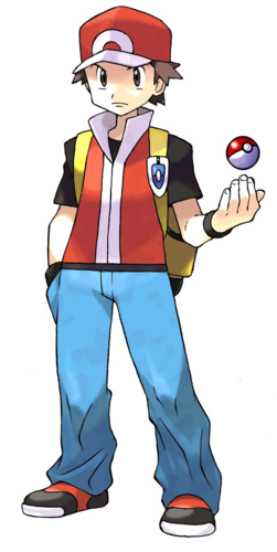 The Official Pokemon Trainer Discussion Red2