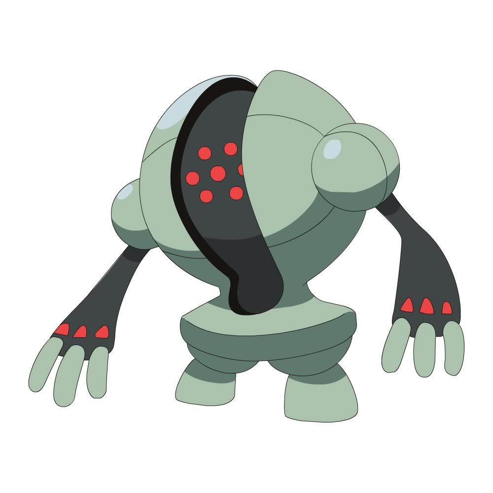 Lanzie's UU Pokemon Team Registeel