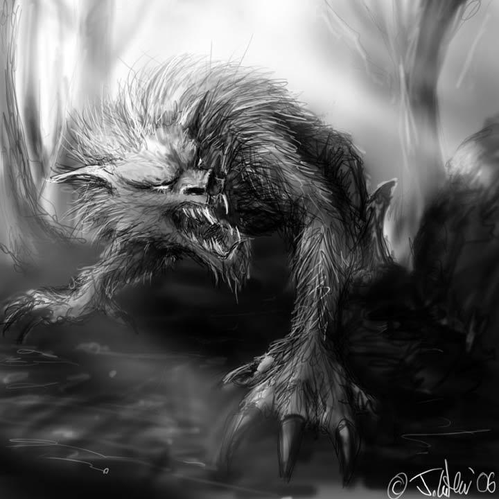 Mitch Klainicksh WerewolfMale11