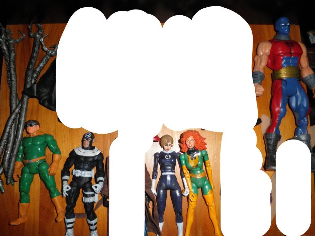 H: ML, DCUC.  W: ML Hand Ninjas, Moonstone Figures18