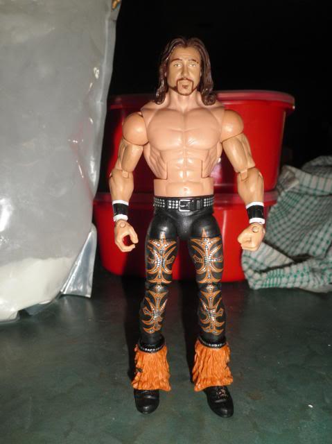 Custom WWE Elite Style Figures Morrison