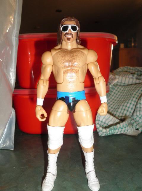 Custom WWE Elite Style Figures Ryan