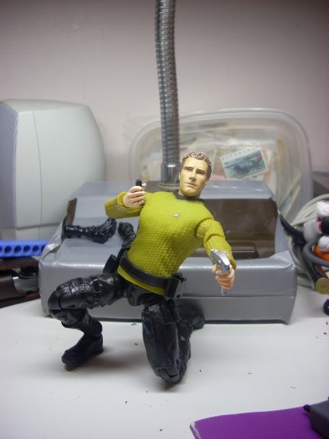 Steve Holt's Workshop Presents...... Kirk