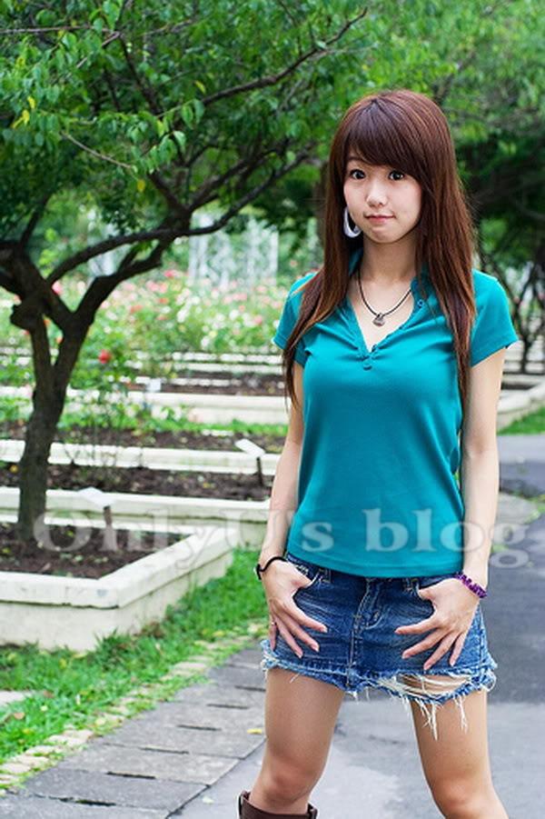 Yao Yao (Diêu Diêu) – Thủy Top của Đài Loan Yaoyao_green_01