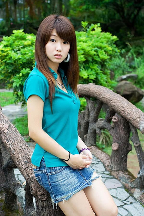 Yao Yao (Diêu Diêu) – Thủy Top của Đài Loan Yaoyao_green_03