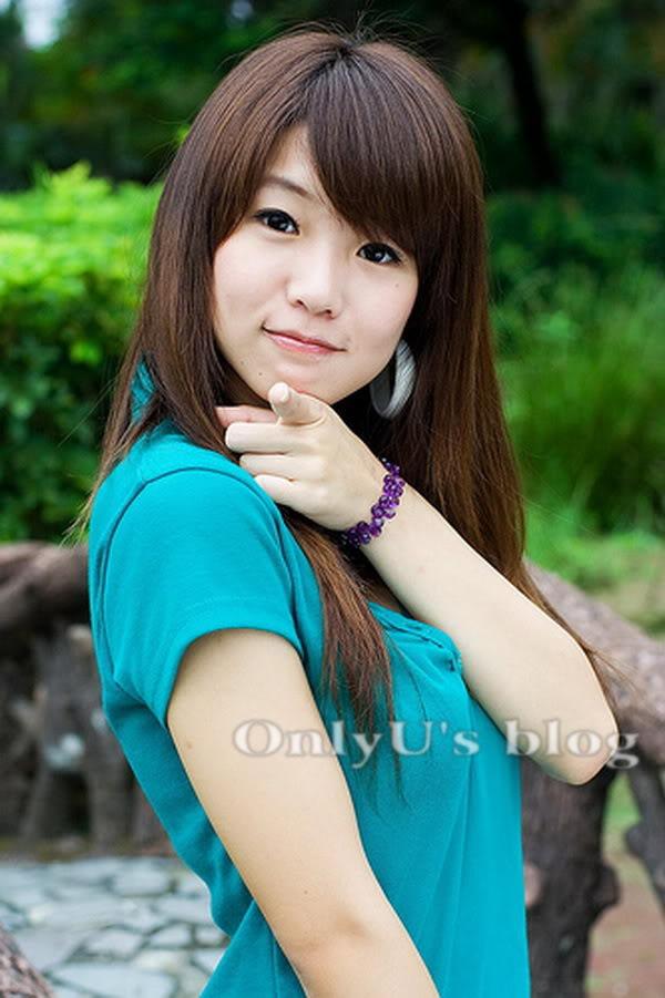 Yao Yao (Diêu Diêu) – Thủy Top của Đài Loan Yaoyao_green_05
