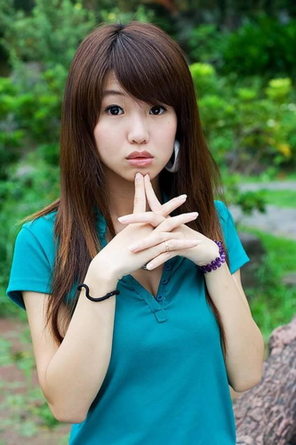Yao Yao (Diêu Diêu) – Thủy Top của Đài Loan Yaoyao_green_07