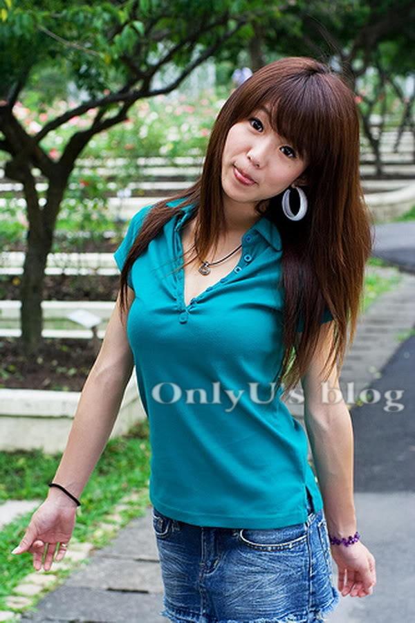 Yao Yao (Diêu Diêu) – Thủy Top của Đài Loan Yaoyao_green_09