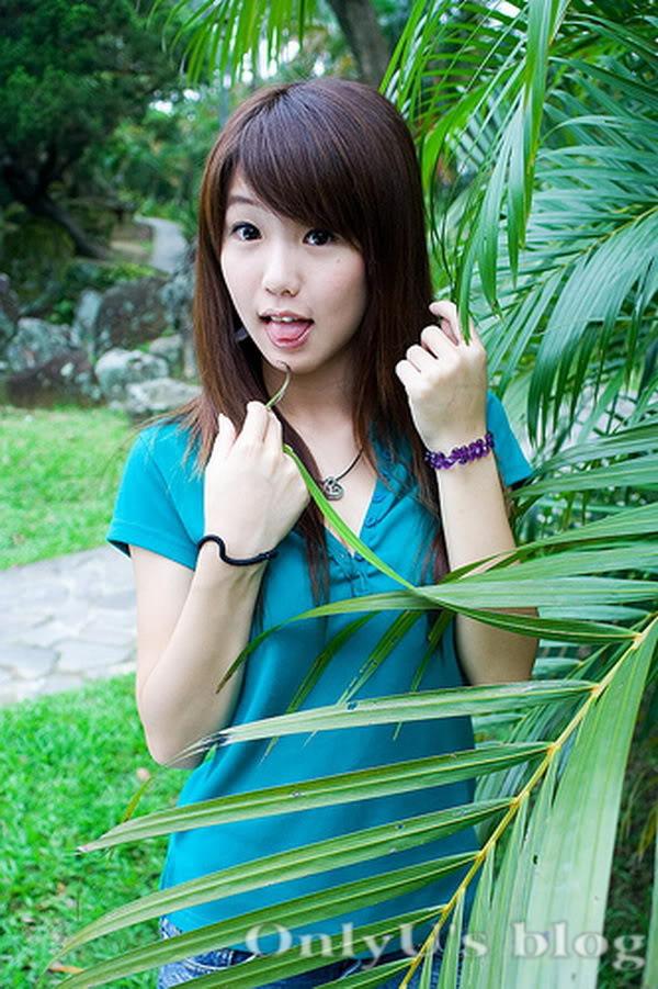 Yao Yao (Diêu Diêu) – Thủy Top của Đài Loan Yaoyao_green_11