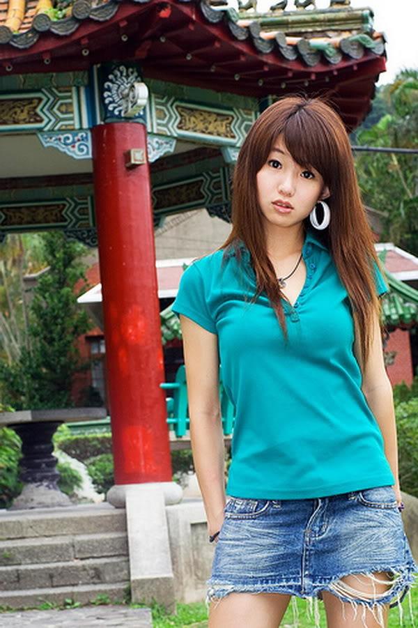 Yao Yao (Diêu Diêu) – Thủy Top của Đài Loan Yaoyao_green_13