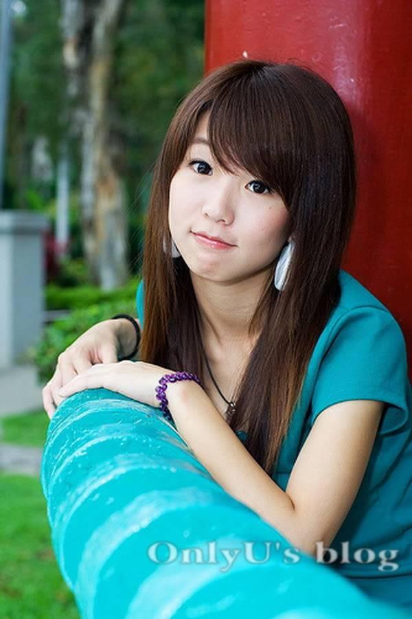 Yao Yao (Diêu Diêu) – Thủy Top của Đài Loan Yaoyao_green_14