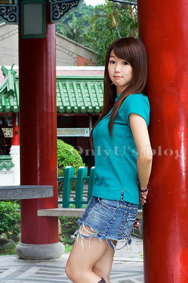 Yao Yao (Diêu Diêu) – Thủy Top của Đài Loan Yaoyao_green_15