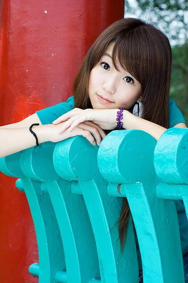 Yao Yao (Diêu Diêu) – Thủy Top của Đài Loan Yaoyao_green_16