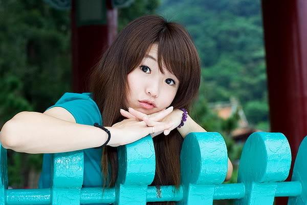 Yao Yao (Diêu Diêu) – Thủy Top của Đài Loan Yaoyao_green_17