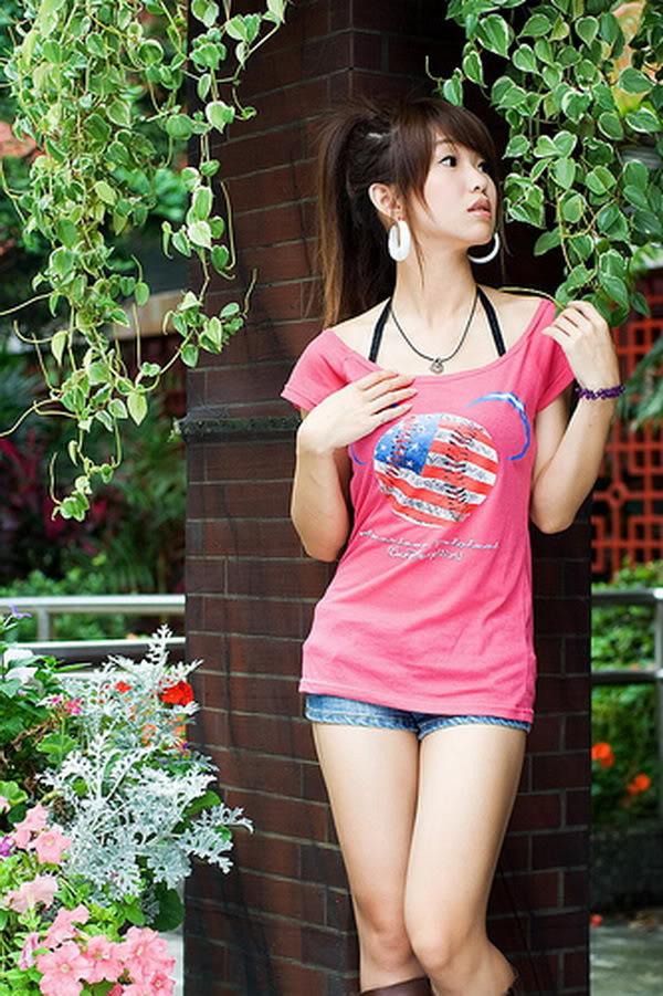 Yao Yao (Diêu Diêu) – Thủy Top của Đài Loan Yaoyao_pink_01