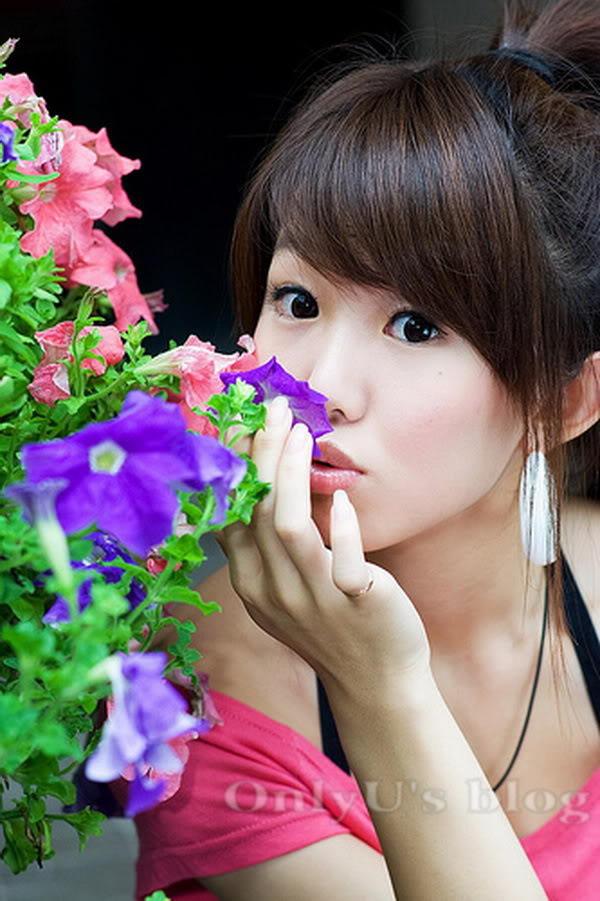 Yao Yao (Diêu Diêu) – Thủy Top của Đài Loan Yaoyao_pink_02
