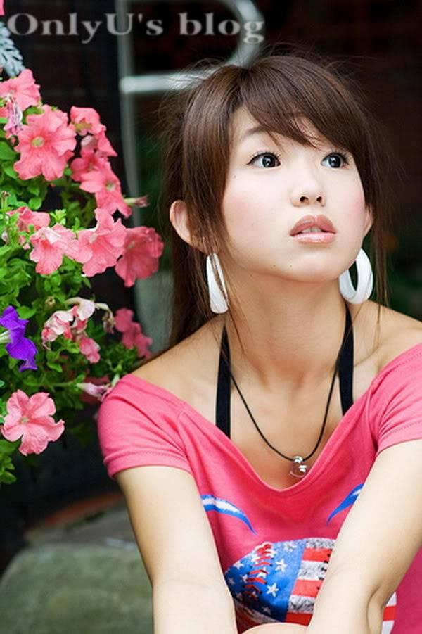 Yao Yao (Diêu Diêu) – Thủy Top của Đài Loan Yaoyao_pink_03