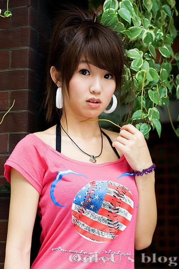 Yao Yao (Diêu Diêu) – Thủy Top của Đài Loan Yaoyao_pink_05