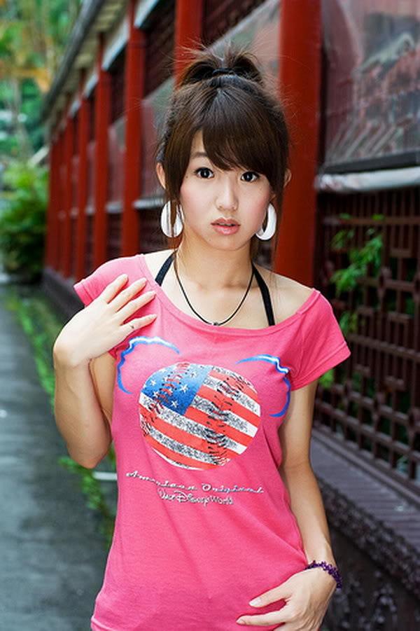 Yao Yao (Diêu Diêu) – Thủy Top của Đài Loan Yaoyao_pink_07