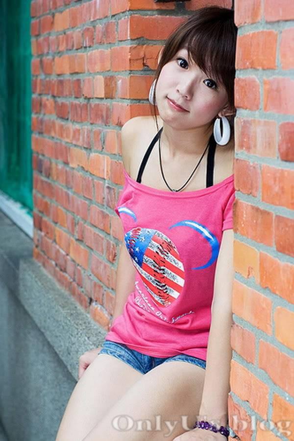 Yao Yao (Diêu Diêu) – Thủy Top của Đài Loan Yaoyao_pink_08