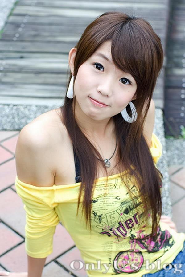 Yao Yao (Diêu Diêu) – Thủy Top của Đài Loan Yaoyao_yellow_02