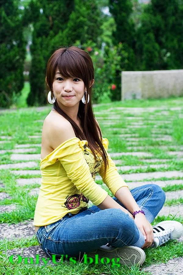 Yao Yao (Diêu Diêu) – Thủy Top của Đài Loan Yaoyao_yellow_04