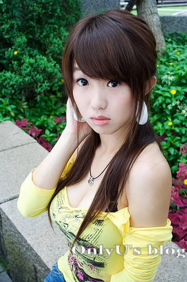 Yao Yao (Diêu Diêu) – Thủy Top của Đài Loan Yaoyao_yellow_07