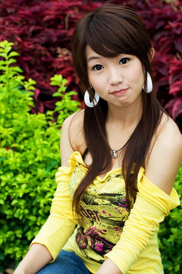 Yao Yao (Diêu Diêu) – Thủy Top của Đài Loan Yaoyao_yellow_09