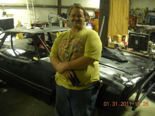 rebuild pics for 2011 season 310