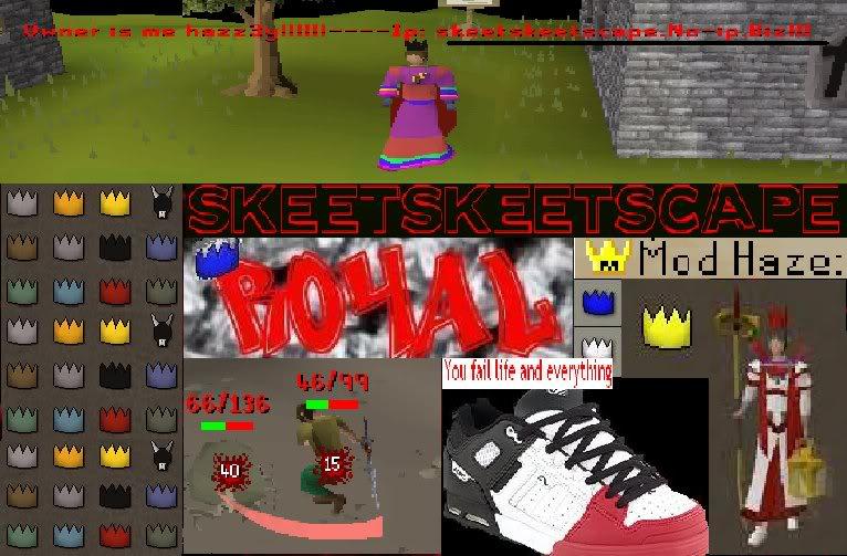 Free forum : ~Skeet Skeet Scape~ - Portal WOOT