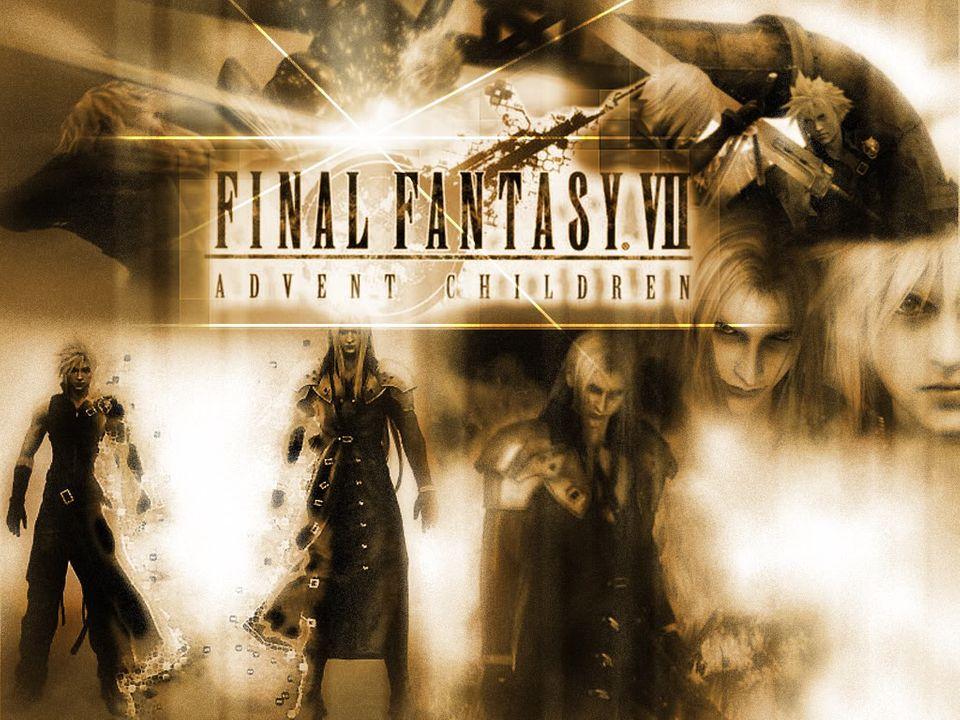 Final Fantasy I-XIII Ff7acwallpaper