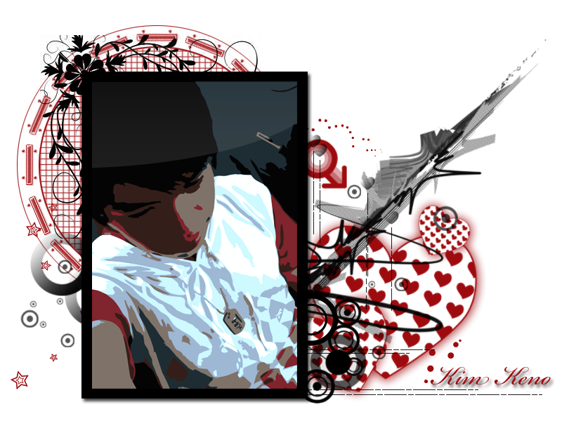 new layout XD Experiment lng ^^ Kimkeno22copy