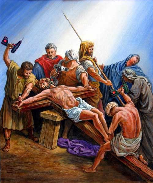 Blaspêmateurs!!! - Page 4 Crucifiedwithdrills