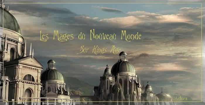 Les Mages du nouveau monde