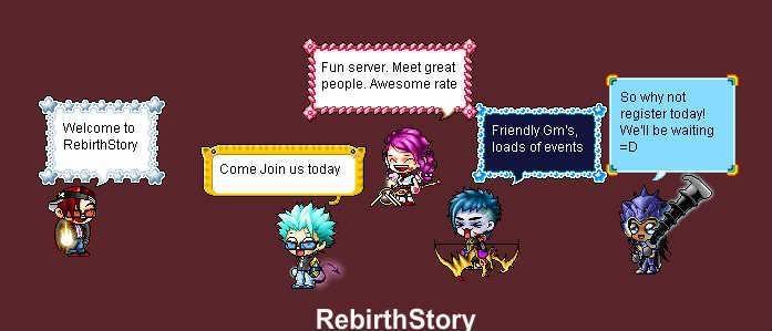 RebirthStory