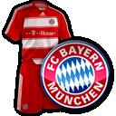 Camisetas con escudo Bayern