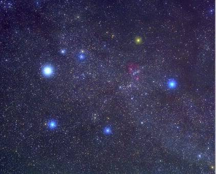 Constelación del Auriga Photoauriga