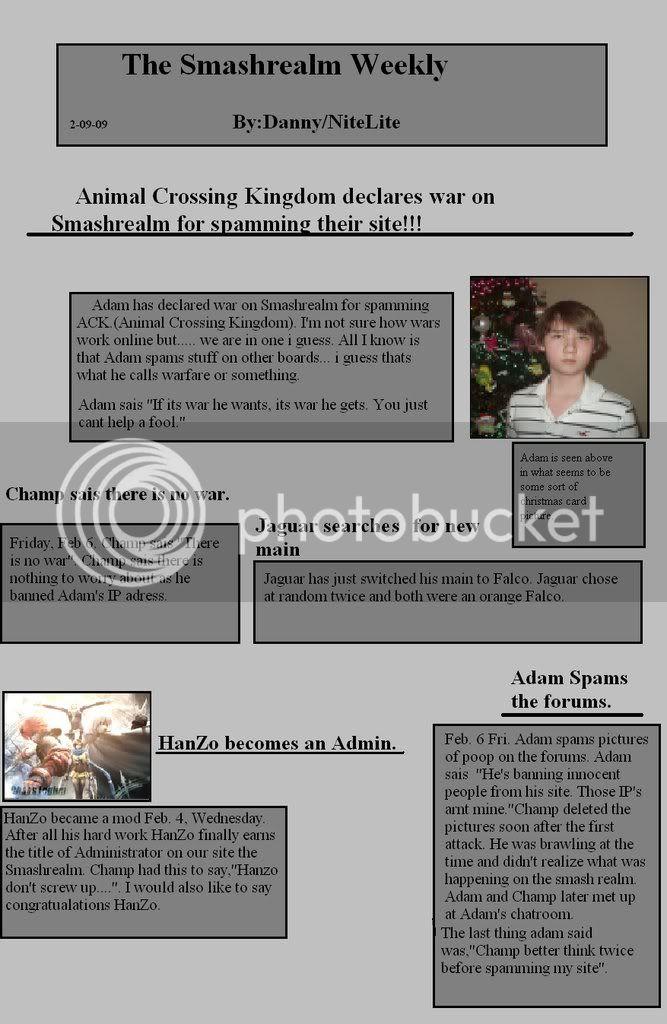 Danny's Newspaper Newspaper2page1-1