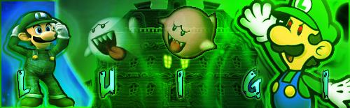 Danny's Exhibit Luigi
