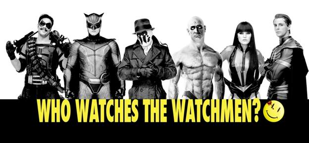 The Sixties Experiment Whowatchesthewatchmen