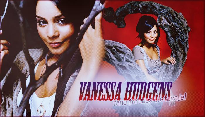 Vanessos Hudgens fanų forumas