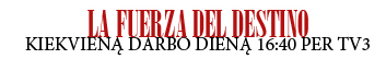 SANDRA ECHEVERRIA LITUANIA TV