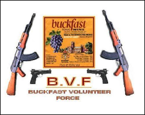 Buckfast our other national drink 3862854695a4280783860b806532158l